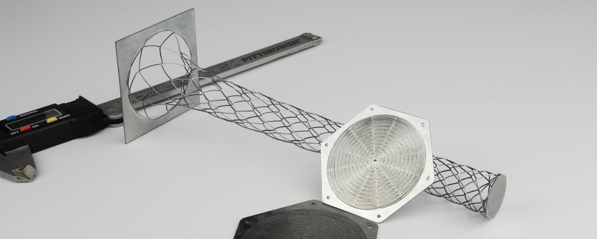 חיתוך ברזל מגלוון בלייזר - אלמנטים עיצוביים