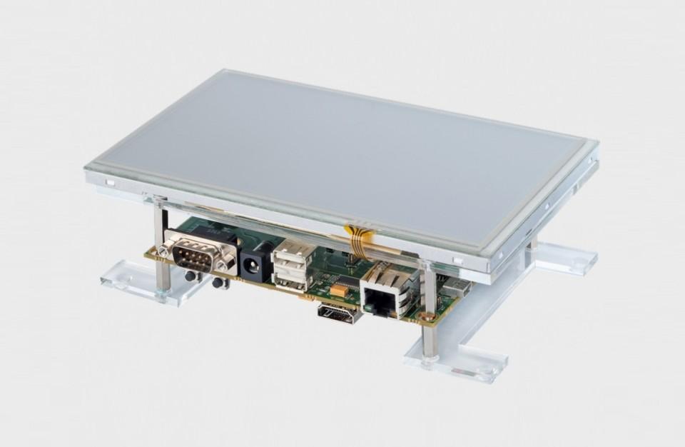 חיתוך פרספקס בלייזר לתושבת מעגל חשמלי ומסך תצוגה